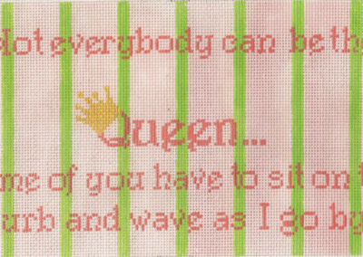G9-Queen Waving