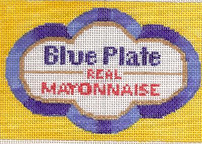 L12-Blue Plate