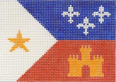 L3-Acadiana Flag