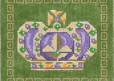 M7e - Small Crown w/ border