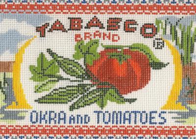T10 - TABASCO® Okra & Tomato