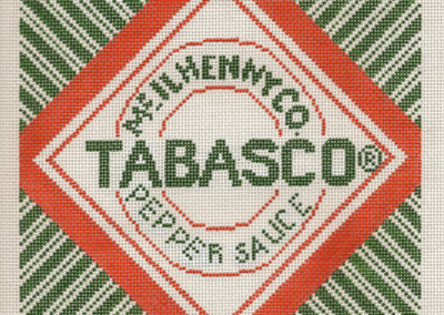 T22a - TABASCO® Diamond Stripe - Sm