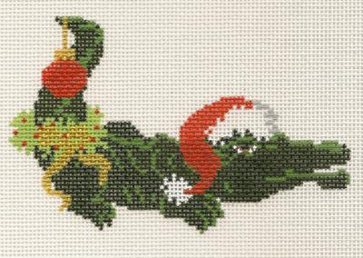 L72-Christmas Aligator